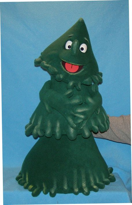 Fir Tree Puppet Puppet For Sale